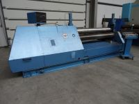 3 Roll Plate Bending Machine HEISTEEL ASY 2 H