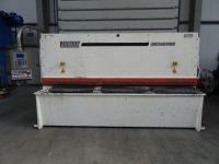 NC hydraulische guillotineschaar ERMAKSAN CNC HVR 3106