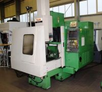 CNC Vertical Machining Center MAZAK AJV 18