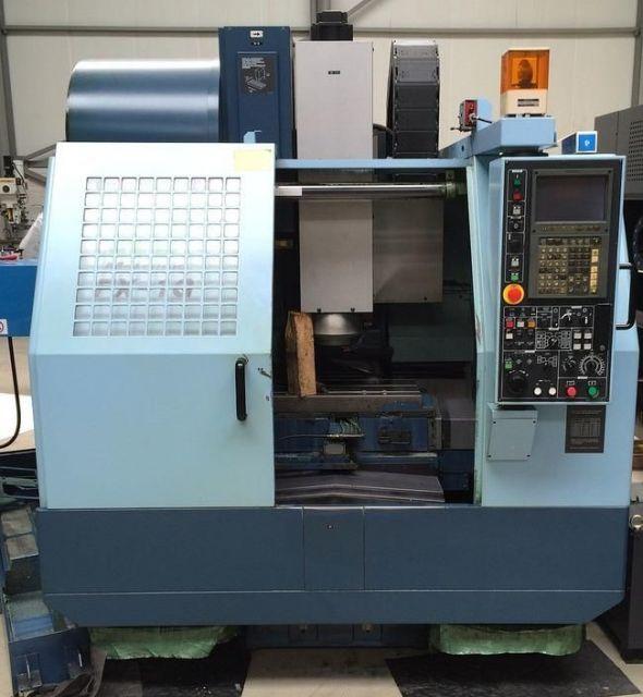 CNC Vertical Machining Center MATSUURA FX 1 G 1999