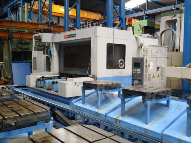 CNC Horizontal Machining Center MAZAK FH 880 PMC 1997