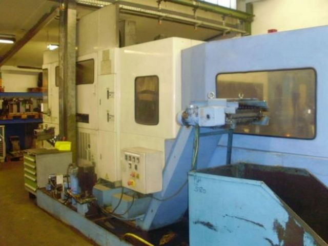 CNC Horizontal Machining Center MAZAK FH 580-40 1997