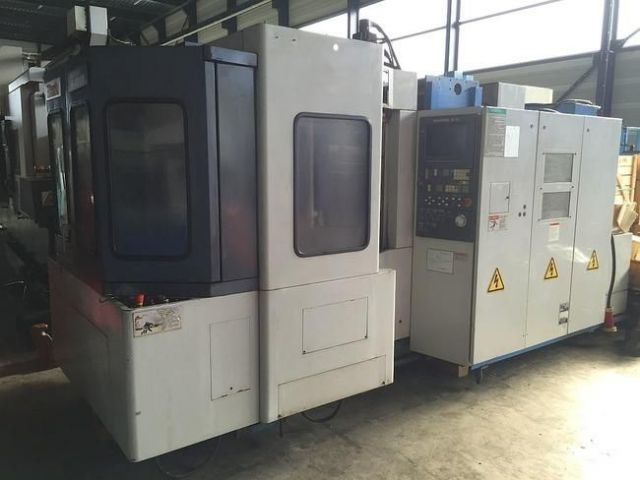 CNC Horizontal Machining Center MAZAK H 400 N 1996