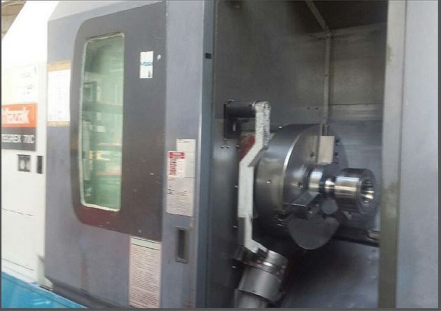 Turning and Milling Center MAZAK INTEGREX 70/1500 1997