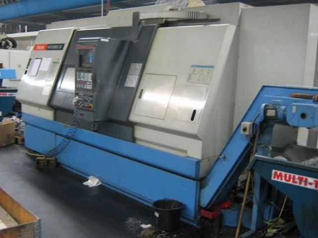 Turning and Milling Center MAZAK INTEGREX 30 UNIVERSAL 1500 1997