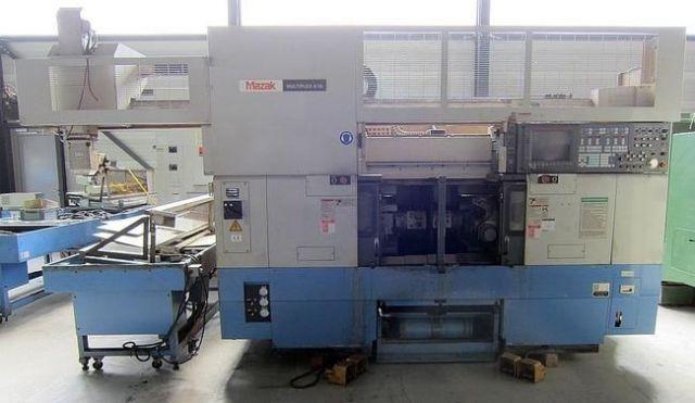 CNC-Drehmaschine MAZAK MULTIPLEX 610 1995