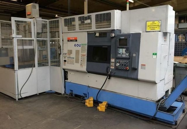 Sústruh CNC MAZAK SUPER QUICK TURN 250 MSY 1998