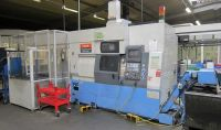 Tokarka CNC MAZAK SUPER QUICK TURN 18 MSY MARK II