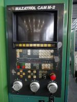 CNC Vertical Machining Center MAZAK AJV 25/405 1986-Photo 2