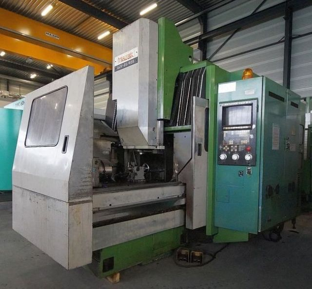 CNC Vertical Machining Center MAZAK AJV 25/405 1986