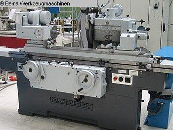 Universal Rundschleifmaschine KELLENBERGER 1000 U BEMA ECONOMIC 1995