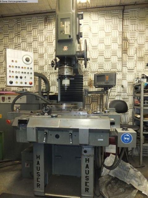 Koordinatenschleifmaschine HAUSER 3 SMO 1972