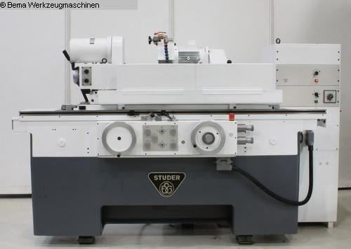 Universal Rundschleifmaschine STUDER RHU 650 1977