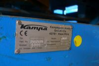 Frontstapler Kamp Indutrial trailer Heavy load lorry 2006-Bild 4