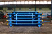 Wózek widłowy czołowy Kamp Indutrial trailer Heavy load lorry