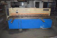 Nożyce gilotynowe hydrauliczne Safan VS 255-4