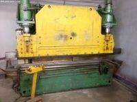 Hydraulic Press Brake PLASOMAT PPH 63