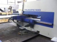 Turret Punch Press TRUMPF TC500R BOSCH CNC 1993-Photo 2