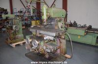 Universal Milling Machine RECKERMANN FU 1000