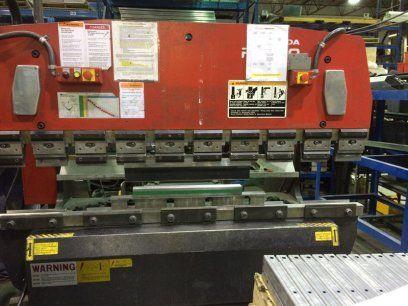 CNC Hydraulic Press Brake AMADA RG 50 1999