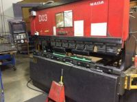 CNC Hydraulic Press Brake AMADA FBD8025F