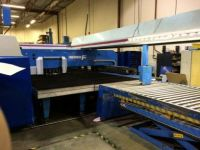 "Turret Punch Press FINN-POWER F6-25 60"" X 80"""