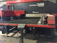 Turret Punching Machine with Laser AMADA VIPROS 368 KING II