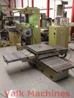 Horizontal Boring Machine UNION BFT 80/3-1