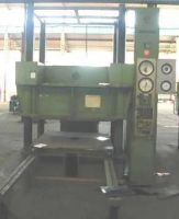 H Frame Hydraulic Press DIEFFENBACHER PU 5 330 A