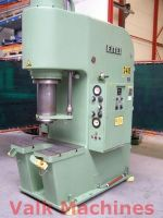 C Frame Hydraulic Press EITEL EP 100