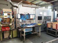 CNC Dreh-Fräszentrum OKUMA MULTUS B 400 C
