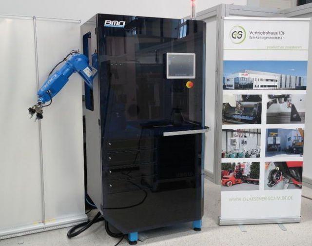 Roboter BMO AUTOMATION LR 5 2014