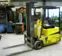 Front Forklift CLARK TM 15 N 1992-Photo 2