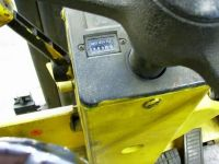 Front Forklift CLARK TM 15 N 1992-Photo 3