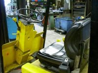 Front Forklift CLARK TM 15 N 1992-Photo 4