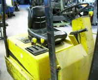Front Forklift CLARK TM 15 N 1992-Photo 6
