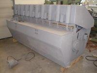 Hidraulic de forfecare ghilotina WIEGER 2500/4