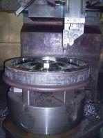 CNC Karusselldrehmaschine TOS SKQ 8 2001-Bild 4