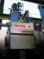 CNC Karusselldrehmaschine TOS SKQ 8 2001-Bild 5