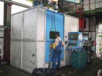 CNC Vertical Turret Lathe TOS SKQ 8
