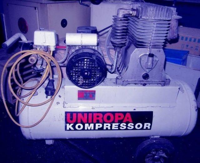 Zuigercompressor AIRMATIC 10 - 420 - 60 R 1996