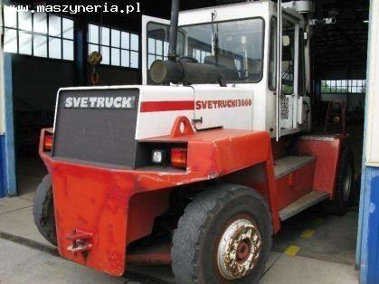 Wózek widłowy czołowy SVETRUCK 13660 13,6 T 1995