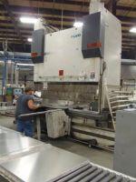 CNC Hydraulic Press Brake LVD PPEB 170/30