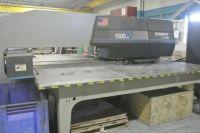 Máquina de perfuração da torre com o laser STRIPPIT 1500H30