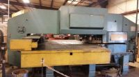 "Turret Punching Machine with Laser AMADA COMA 567 46STA.,6"" STA"