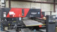 Turret Punching Machine with Laser AMADA APELIO III 2510VL