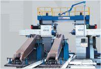 Koordinatenbohrmaschine HNK HKDB 130 P Duplex borer