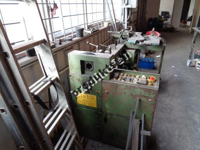 Maszyna do elementów kutych HEBO STM 3 - 2 zestawy 1985