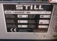 Front Forklift Sthill FXV 4m 2008-Photo 5