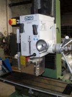Box Column Drilling Machine UWM MODEL 45 2013-Photo 2